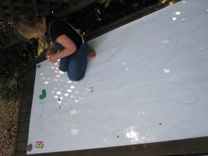 Inspiring Artist Emilie has great ideas!