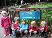 We loved the elephants!