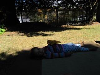 Safra relaxing