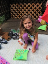 Bella picked Green